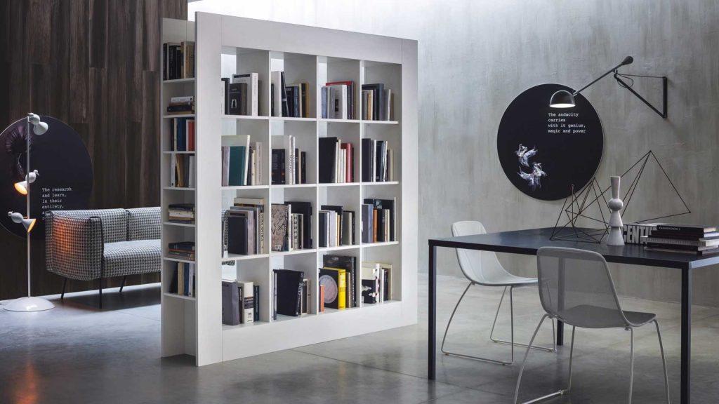 libreria frame di novamobili