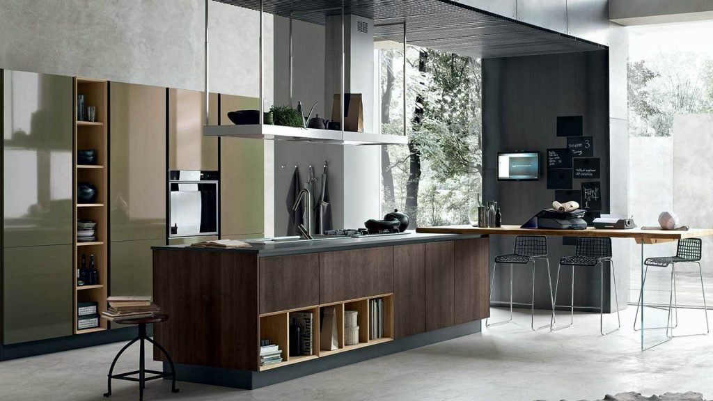 cucina moderna B.form's