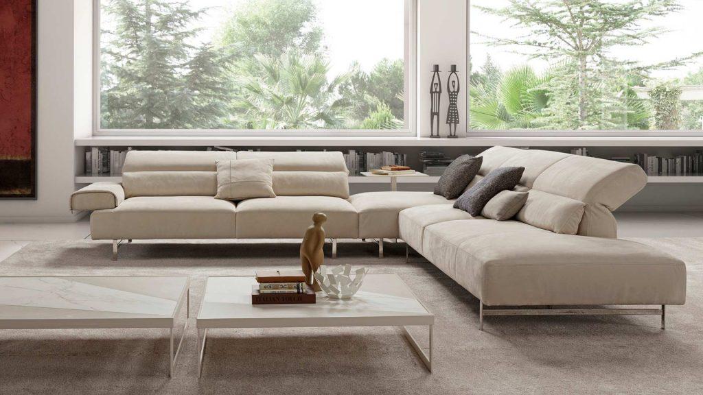 divano schienali reclinabili alpa salotti