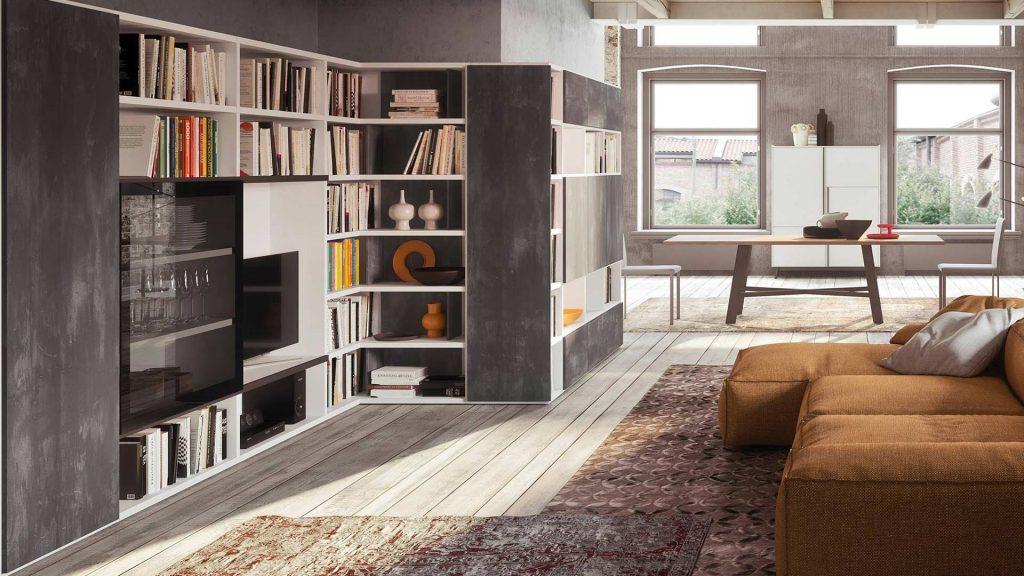 parete attrezzata mab home furniture