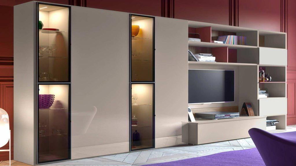 sistema libreria mab home furniture