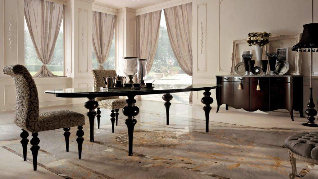 tavolo dolcevita Giusti Portos