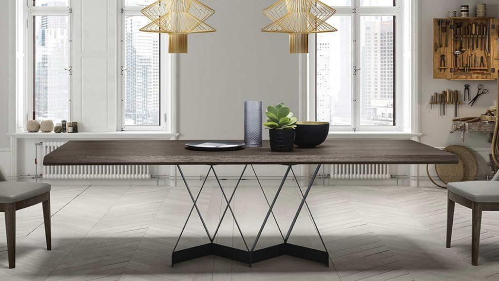 tavolo legno zamagna