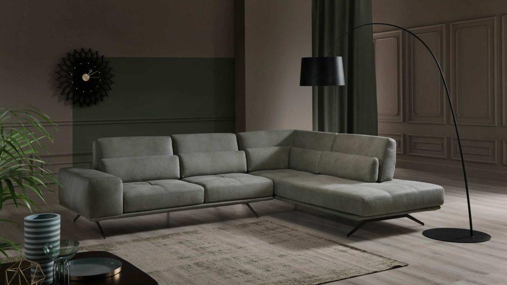 divano vanoni Franco Ferri Italia