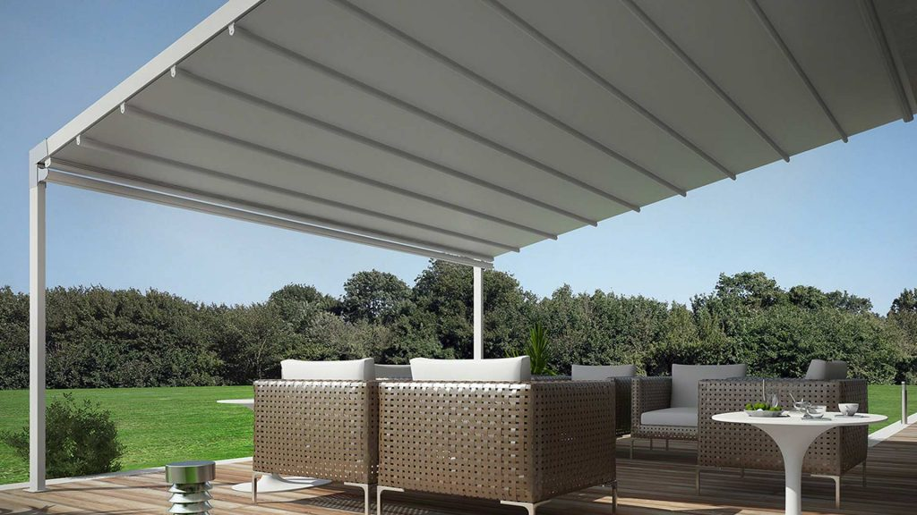 pergola flexia outdoor design