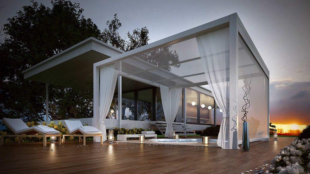 pergola pashà outdoor design