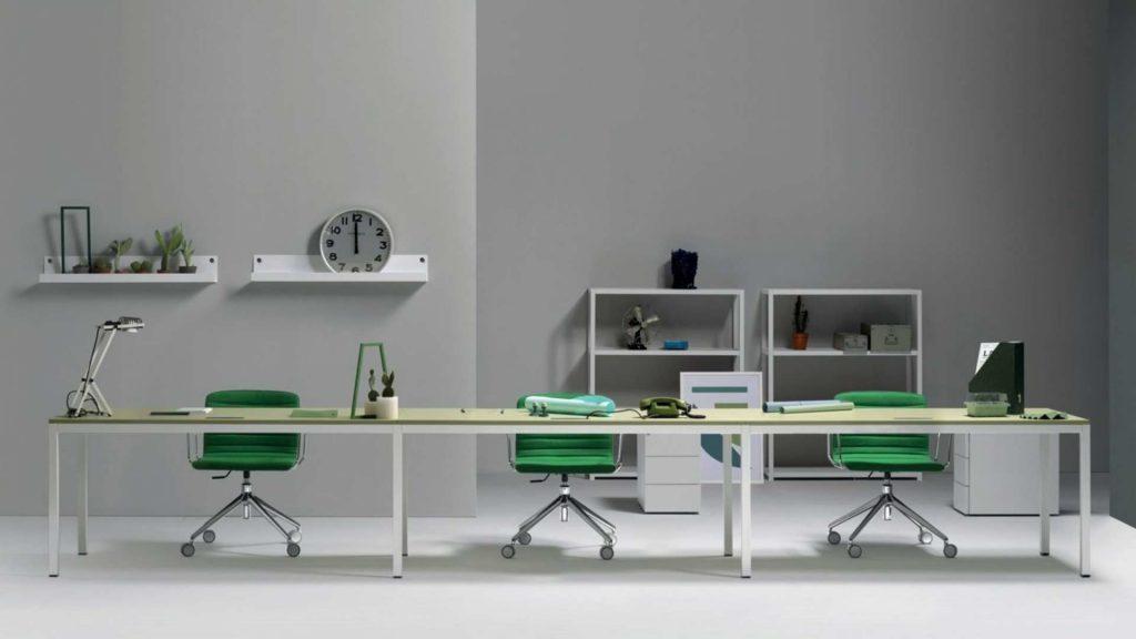 sedute e tavoli da ufficio quinti