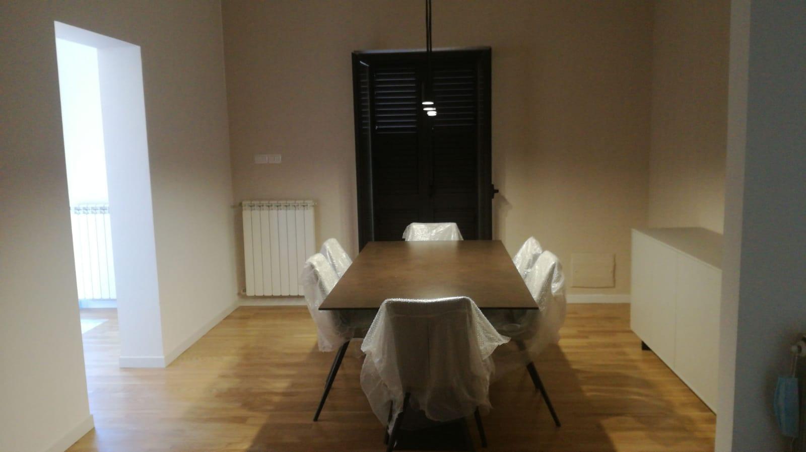 living room a realizzato a ruggito da viteritti arredamenti