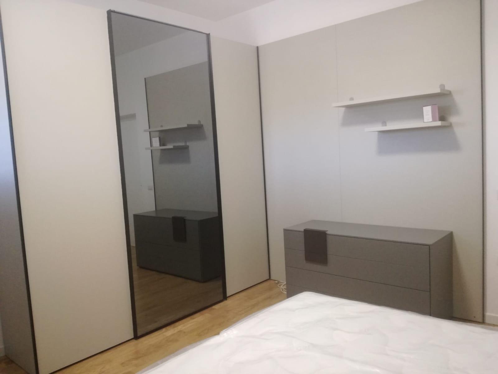 camera da letto novamobili realizzata a reggiano